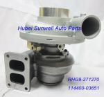 Buy cheap Isuzu Giga CXY turbo charger 114400-4011 RHG9 turbo for Isuzu 6WF1T engine 114400-4022 from wholesalers