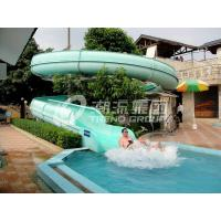 Buy cheap Adult Custom Water Slides , Galvanized carbon steel Water park equipment from wholesalers