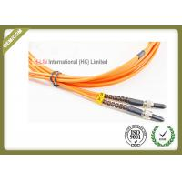 Buy cheap SMA Optical Patch Cord, Simplex / Duplex Fiber Optic Patch Cables from wholesalers