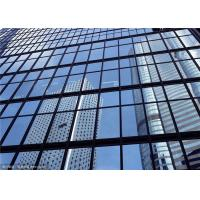 Buy cheap 3mm - 10mm Thickness  Low Emissivity Glass , High Reflective Transparent Glass from wholesalers