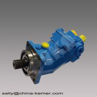 Rexroth variable displacement drive motors quality for Variable displacement hydraulic motor