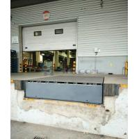 Buy cheap Grey Green Hydraulic Mechanical Loading Dock Ramps / Leveler CE ISO9001 from wholesalers