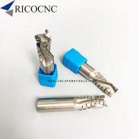 Buy cheap Woodworking CNC Spiral Diamond PCD Router Bits for CNC Panel Cutting from wholesalers