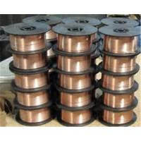 Buy cheap Gouging carbon electrode rod Plastic Spool Welding Wire (AWS ER70S-6) D200 packing copper coated welding wire ER70S-6 from wholesalers