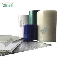 Buy cheap Extrusion Polycarbonate Hollow Sheet Protection Films Cell Cast Acrylic Sheet Protection Films from wholesalers