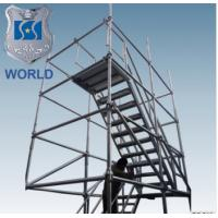 Buy cheap High Quality factory price Q235 Steel Professional Cuplock Scaffolding system from wholesalers