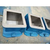 Buy cheap concrete compression cube mould,cast iron test mould, construction testing equipment from wholesalers
