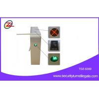 Buy cheap Waist Height Rfid Automatic Tripod Turnstile Security Systems For Passage Access Control from wholesalers