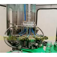 Buy cheap Water Juice Glass Bottling Beverage Filling Machine Industrial Equipments product