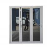 Buy cheap Aluminum folding door from wholesalers