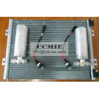 Buy cheap XCMG Excavator Spare Parts Air Condenser Excavator Refrigeration Units Drying Bottle from wholesalers