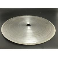 Buy cheap 6 Inch Notched Rim Diamond Cutting Saw Blades for Lapidary Saw from wholesalers