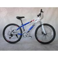 Buy cheap 26 Shimano 21 speed mountain bike with suspension product