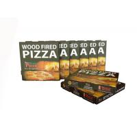 Buy cheap Customized Flexo Pizza Box Corrugated Box For Delivery from wholesalers