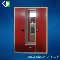 Buy cheap Sale Office Cabinet Locker All Steel Fireman Locker Metal Cabinet from wholesalers