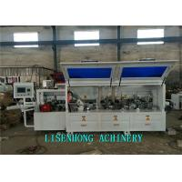 Buy cheap Horizontal Fully Automatic Edge Banding Machine For Cabinet Door Steel Body  Structure from wholesalers