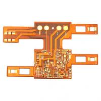 Buy cheap 3mil Polyimide FPC Flexible Printed Circuit Board 4 Layer AC500V from wholesalers