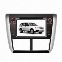 Buy cheap Car DVD Player for Subaru Forester 2012, with GPS and Intelligent Voice Guide from wholesalers