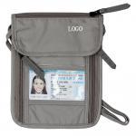 Buy cheap Ripstop Nylon Grey RFID Travel Bags Waterproof Travel Waist Money Belt from wholesalers