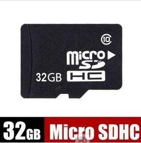 China Brand New 32GB Micro SD Micro SDHC Class10 TF Flash Memory Card+Free Adapter on sale