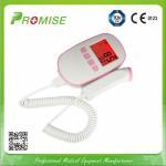 Buy cheap Pink & Gold Sonoline Ultrasonic Fetal Doppler for FHR fetal heart rate(PRO-FD20) from wholesalers