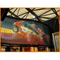 Buy cheap Outdoor PH16mm 2R1G1B Full Color Electronic Billboards Curved Led Video Display Screen from wholesalers