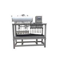 Buy cheap beer glass bottle filling and sealing machine / bottling line from wholesalers
