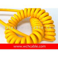 Buy cheap UL21293 One-stop Factory Made Self-Regulating Flexible Spring Cable 80C 300V from wholesalers