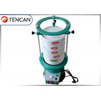 Buy cheap Stainless Steel Powder Sieving Machine , Electric Lab Nano Powder Sieve Shaker from wholesalers