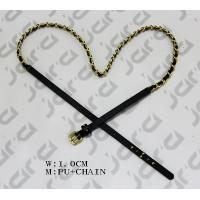 Buy cheap 2013 fashion pu chain women's belt from wholesalers