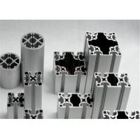 Buy cheap Heatsink extruded aluminum profiles 6105 T6 Aluminum Alloy High oxidation from wholesalers