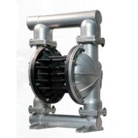 Buy cheap Dual Industrial Diaphragm Pump  , 1.5 Inch Air Operated Submersible Pump from wholesalers