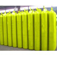 Buy cheap Ultra High Pure Liquid  Ammonia Cylinder Packaging NH3 UN 1005 -33.5 Boiling Point from wholesalers