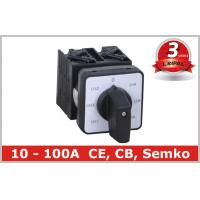 University 8 Position Rotary Switch 2 Pole / 4 Pole Isolator Switch