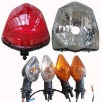 Buy cheap Titan 150 Motorcycle Led Running Lights , Motorcycle Led Turn Signals For Brazil Motorbike from wholesalers
