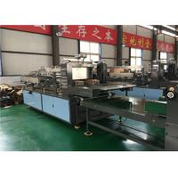 Buy cheap Durable Cardboard Partition Insert Packing Machine Double Work Positions Output from wholesalers