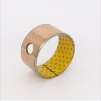 Buy cheap Boundary Grease Lubricated Acetal Plastic POM Bearings from wholesalers