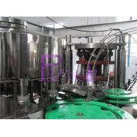 Buy cheap High Speed Beverage Juice Can Filling Machine , Automatic Can Sealing Equipment from wholesalers