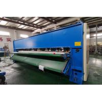 Buy cheap 8m Double Board Needle Punching Machine High Performance Customized Needle Density product