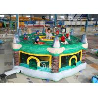 Buy cheap 5m Dia. Giant Inflatable Human Whack A Mole For Children And Adults Interactive Fun from wholesalers