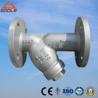 Buy cheap ANSI / API Cast Carbon Steel Y Type Strainer (GL41H) from wholesalers