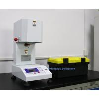 Buy cheap DH-MI-BP Plastic Melt Flow Index MFI Testing Machine, MFI Melt Flow Rate Testing Machine / Tester from wholesalers