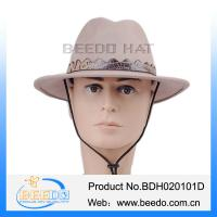 Buy cheap China cowboy hat cool flat brimmed cowboy hats for men from wholesalers
