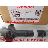 Buy cheap DENSO injector 095000-0570 , 095000-0571 , 9709500-057 TOYOTA 23670-27030, 23670-29035 from wholesalers