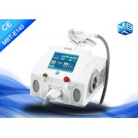Buy cheap CE ISO Professional UK Lamp OPT IPL SHR E Light Hair Removal Beauty Equipment from wholesalers