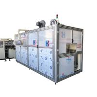 Buy cheap Full Automatic Baby Diaper Packaging Machine Line Rolling Film Bag from wholesalers