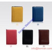 Buy cheap Writing Pad Promotional Diary Leather Notebook,leather diary, promotional diary from wholesalers
