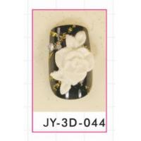 China 1>3D NAILS 2>Specification: General Size  3>Texture of material:ABS 4>Color:variety of designs, sizes, colours, etc on sale