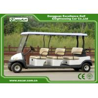 Buy cheap Large Electric Golf Buggy with seat Aluminum Material Chassis from wholesalers