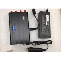 Buy cheap Small Portable Cell Phone Wifi Blocker 8 - 10 Antennas Lithium Battery from wholesalers